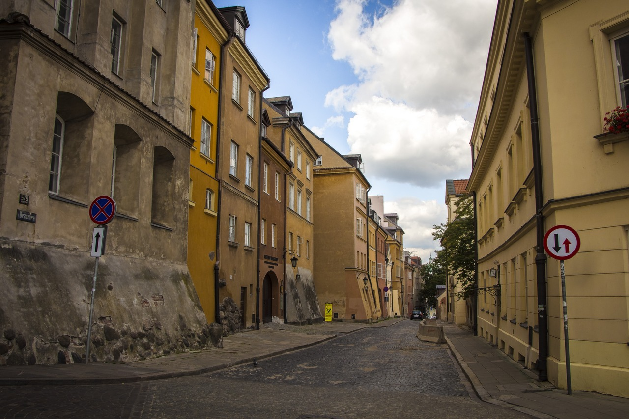 Дорога к Старому городу