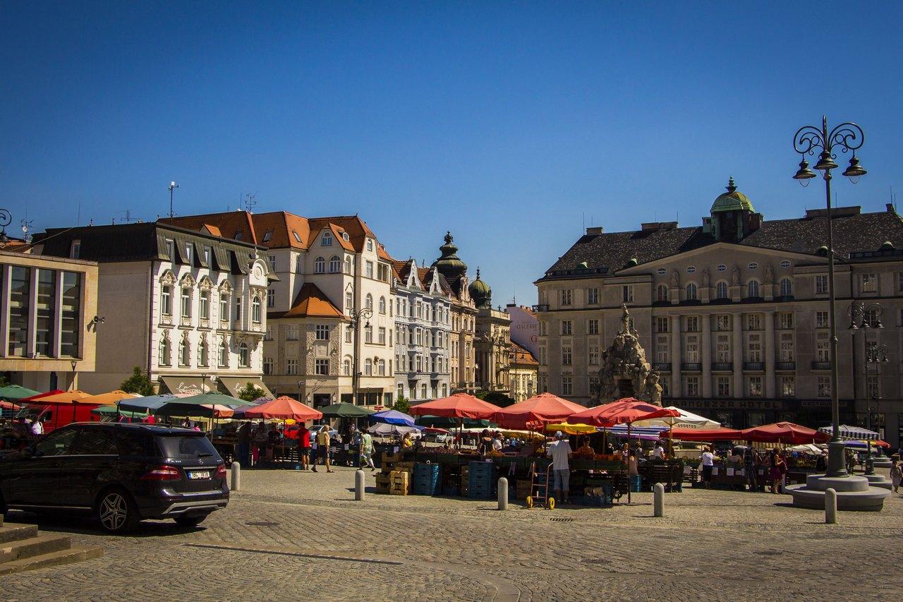 Площадь Овощного рынка или Капустная площадь