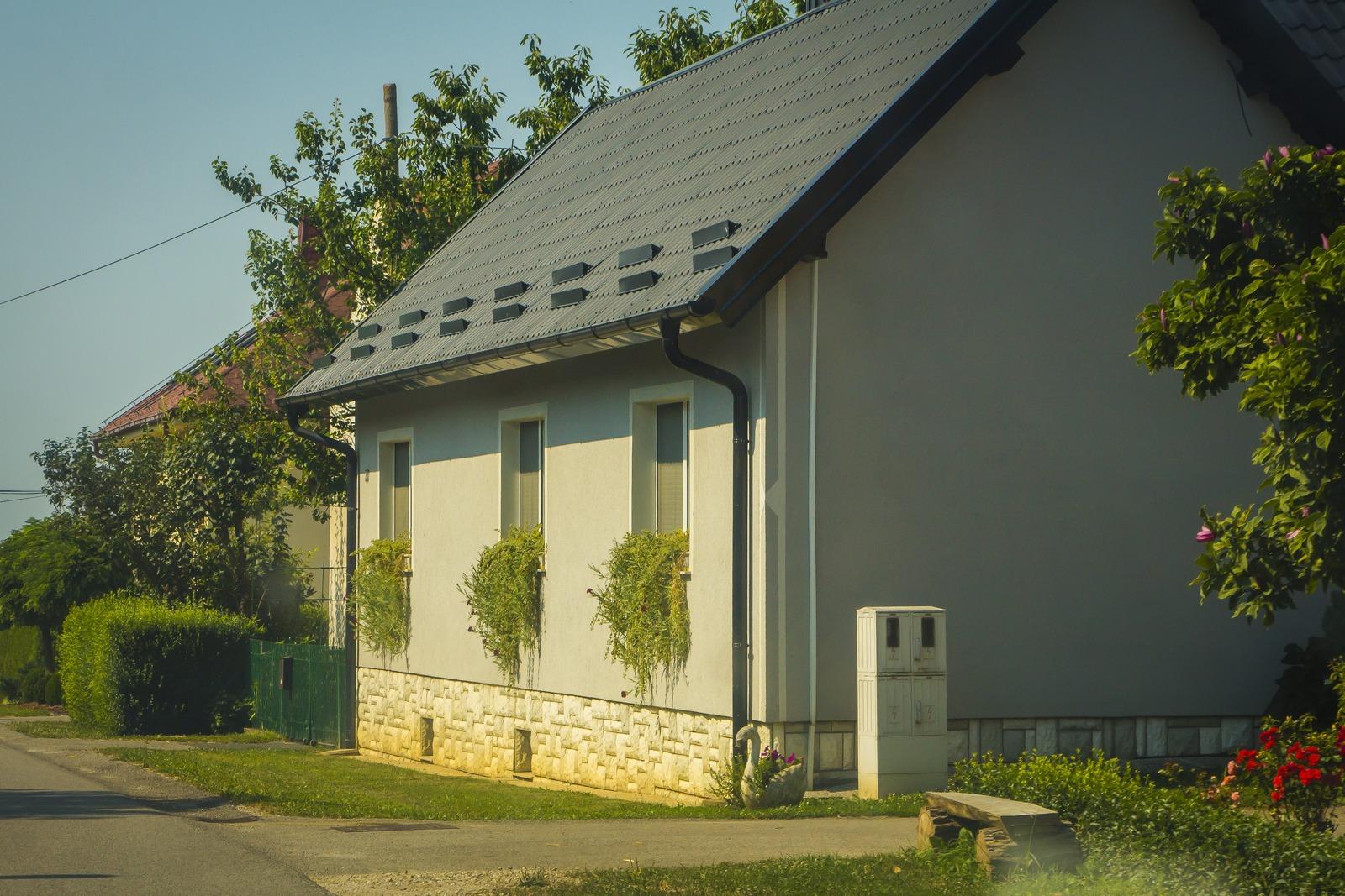 Словения, деревня Моравске Топлице