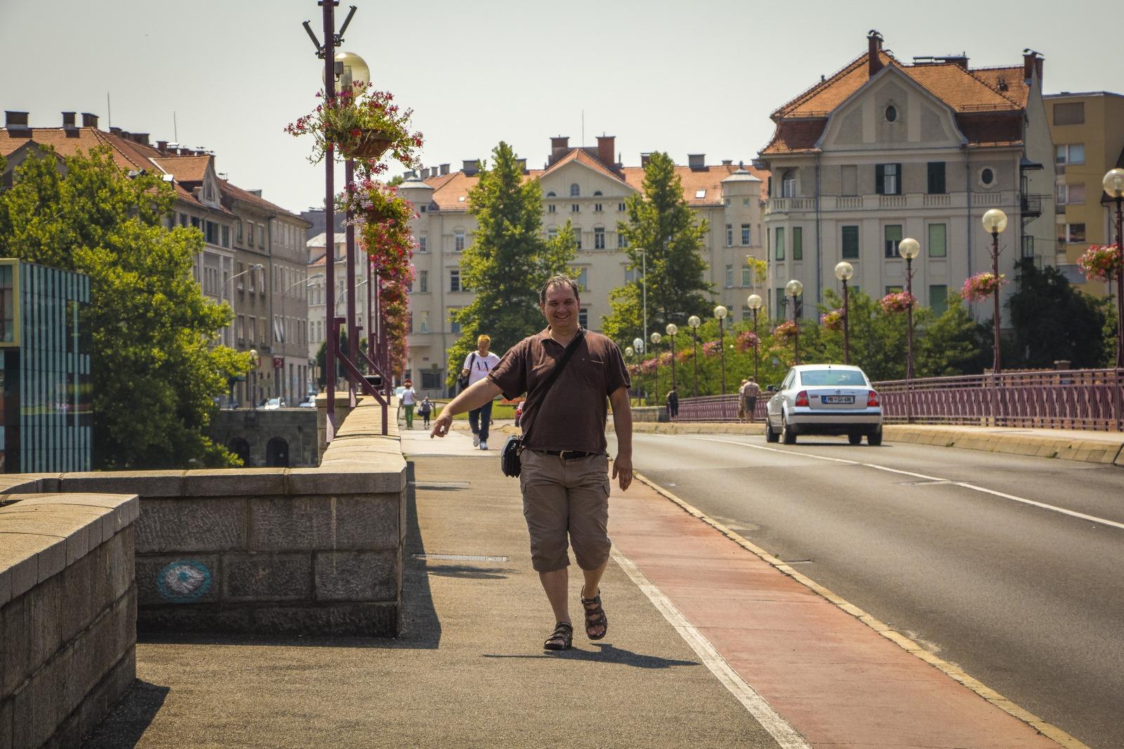 Словения. Марибор.