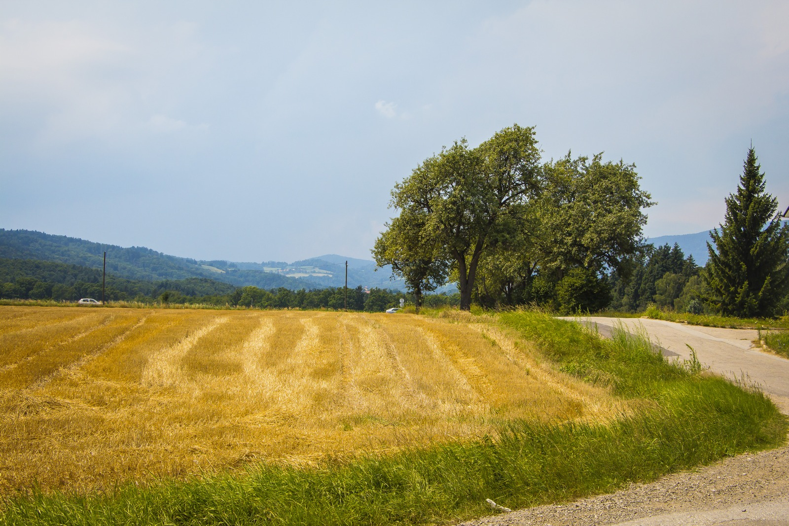 Словения. Пейзажи.