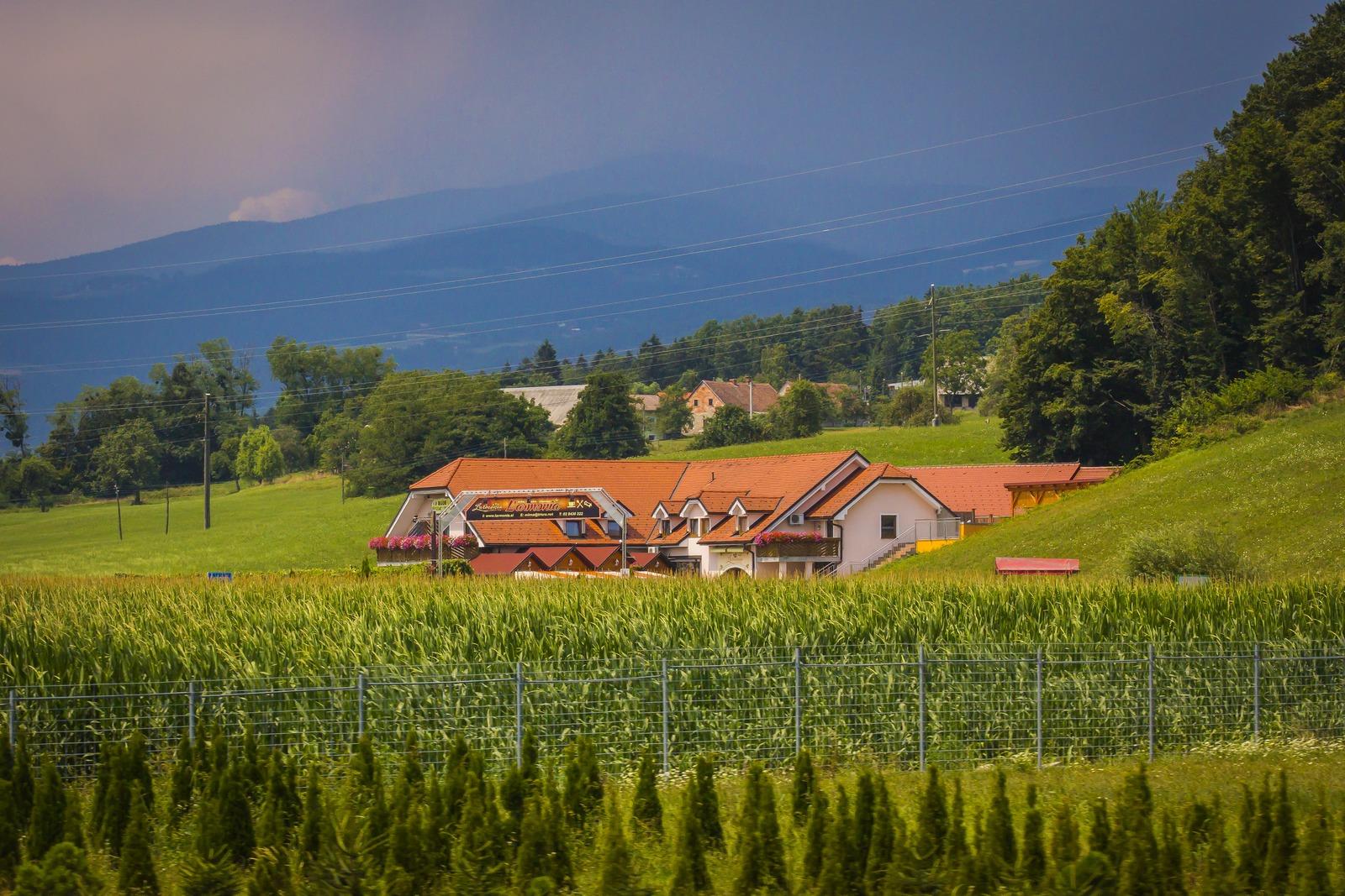 Словения. Невероятные краски