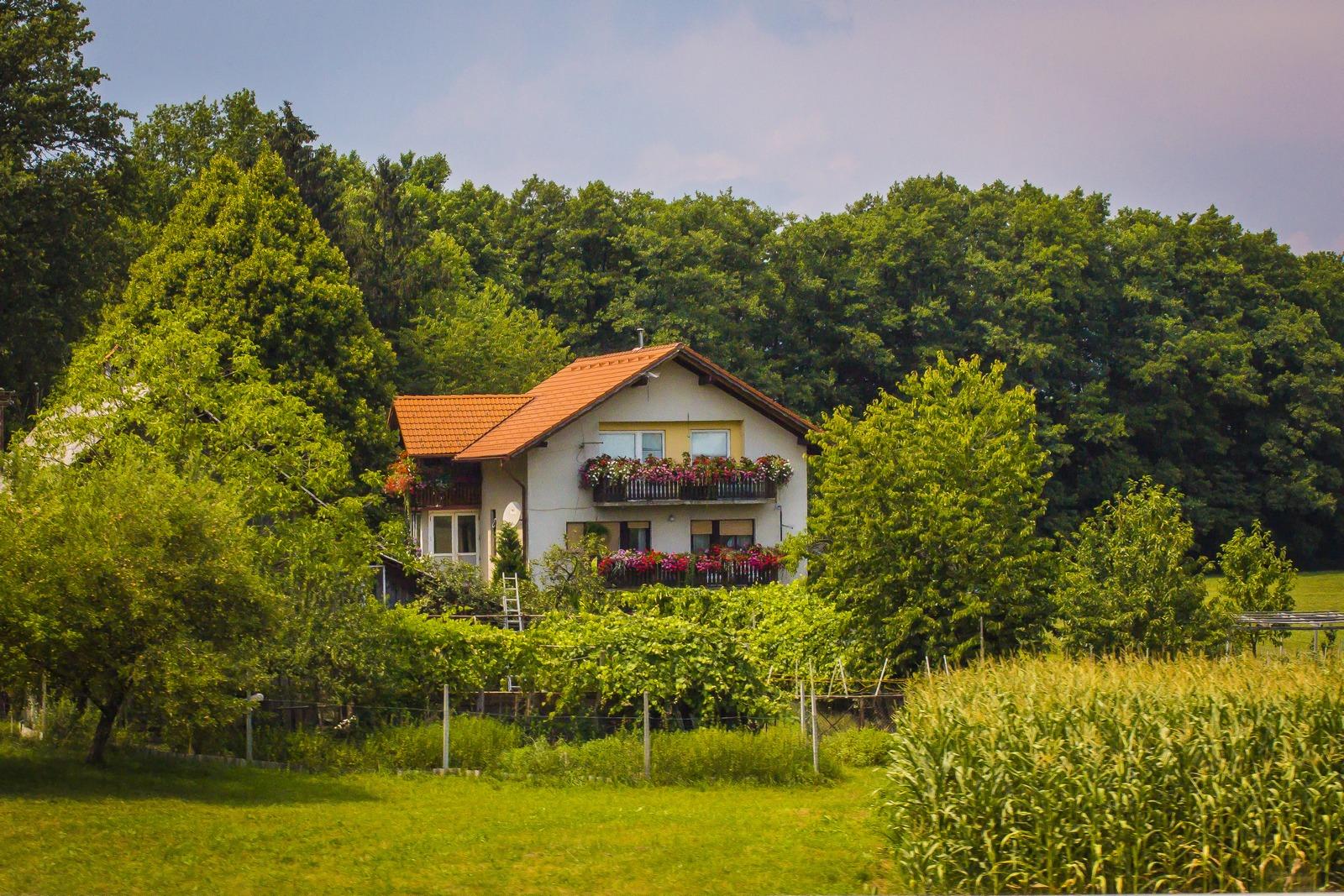 Словения. Мечта, а не домик.