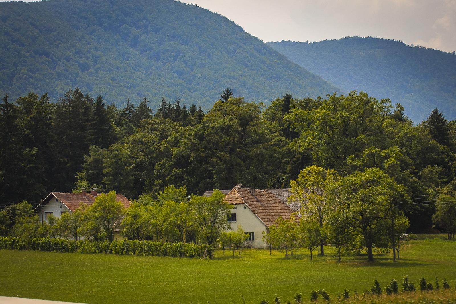 Словения. Хочу туда.