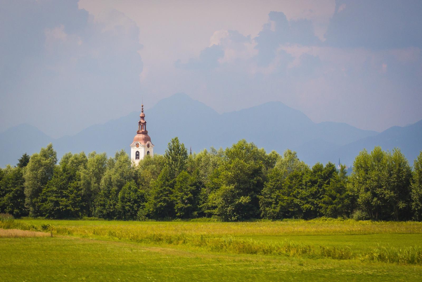 Словения. Невероятно красиво.