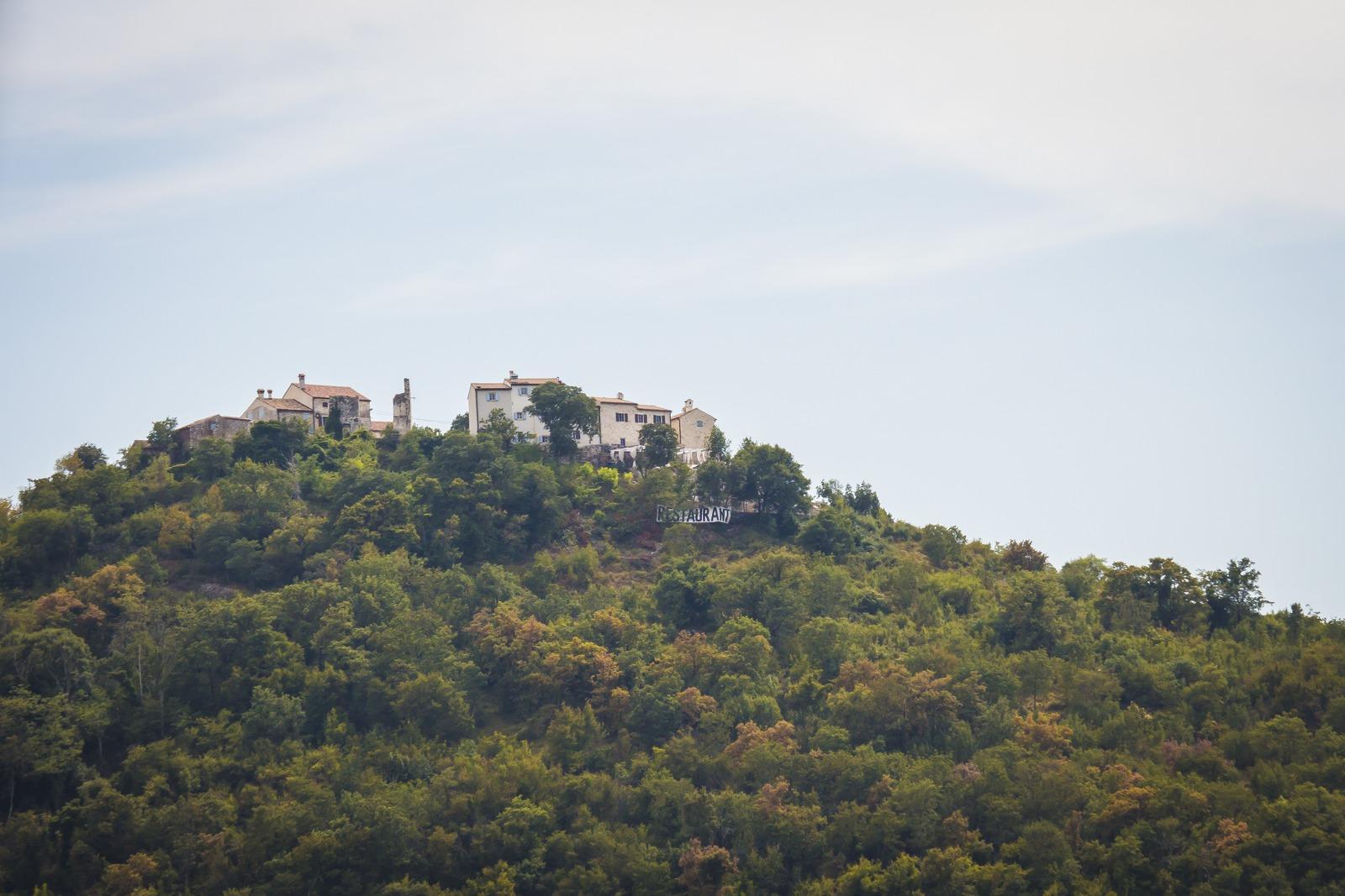 Словения. Истрийская часть.