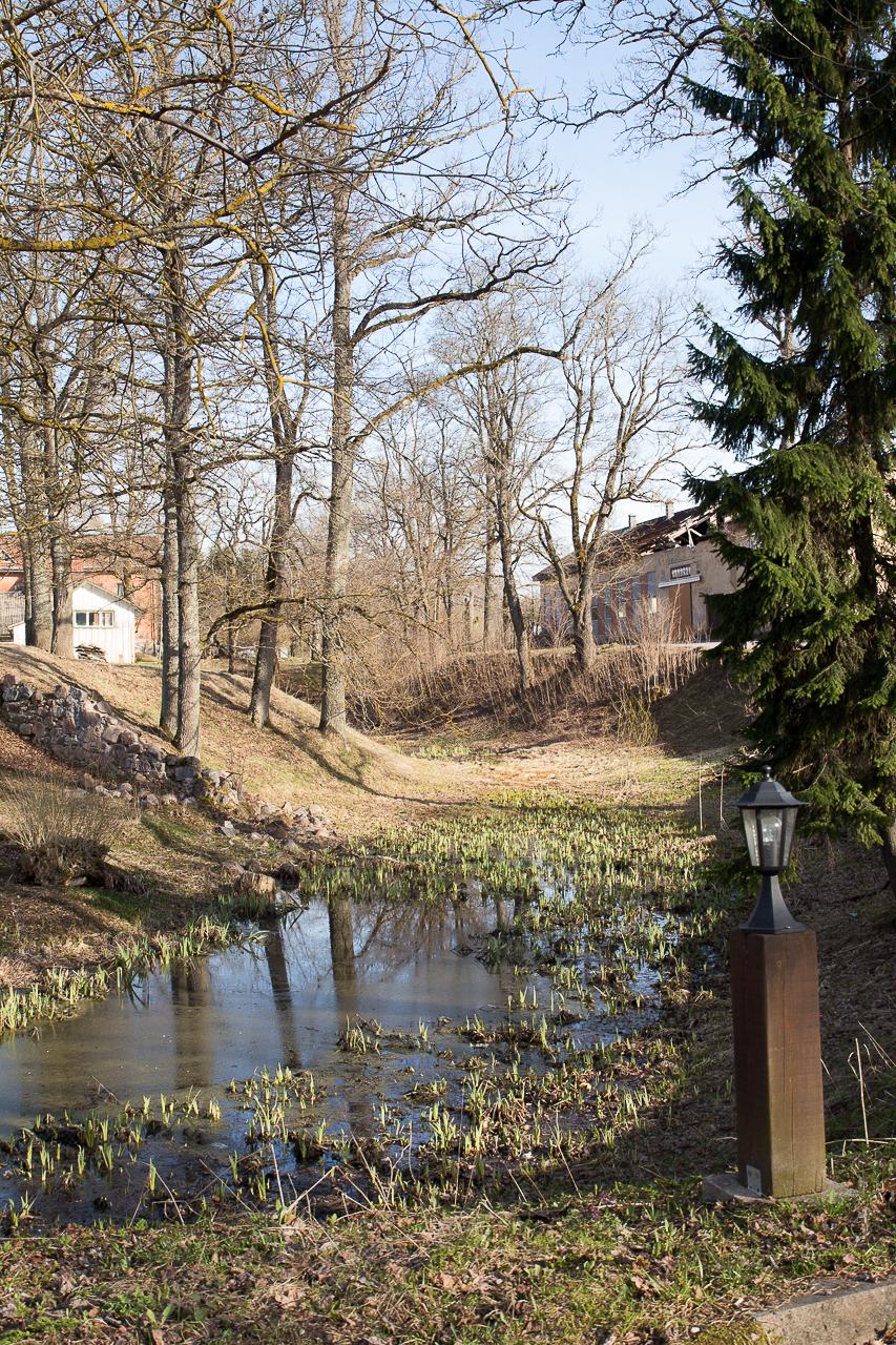 Замки в Латвии