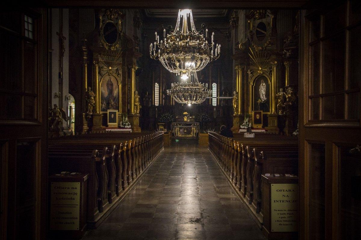 Костел Святой Анны, XV в