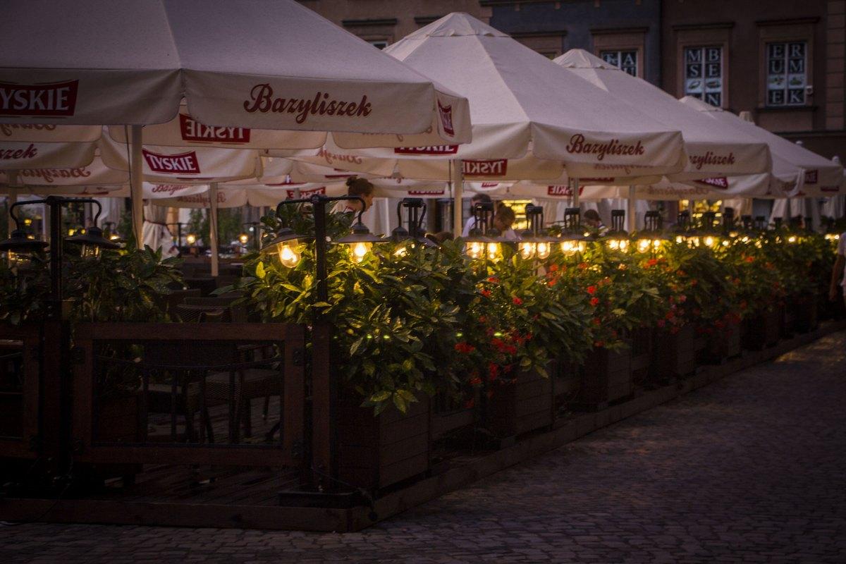 Ресторанчик на рыночной площади