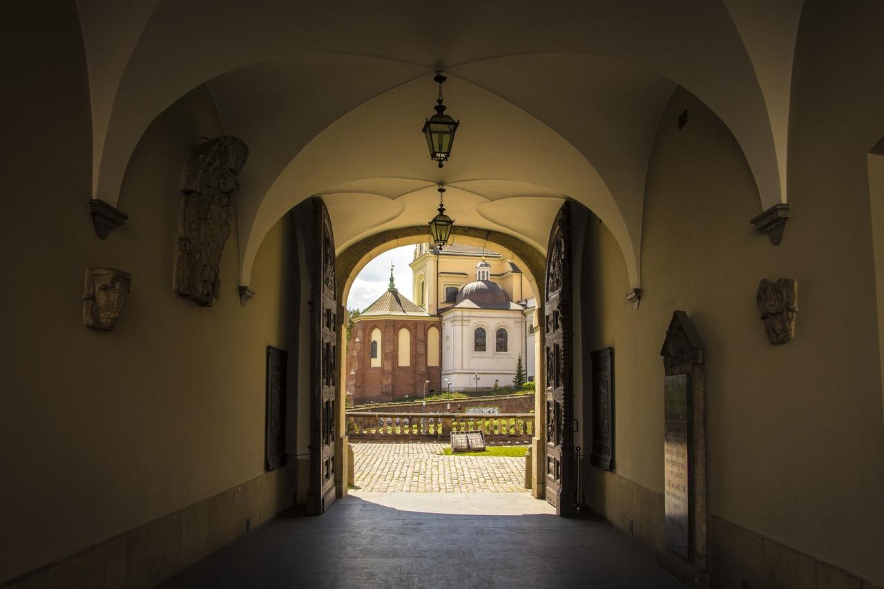 Внутрь Королевского замка