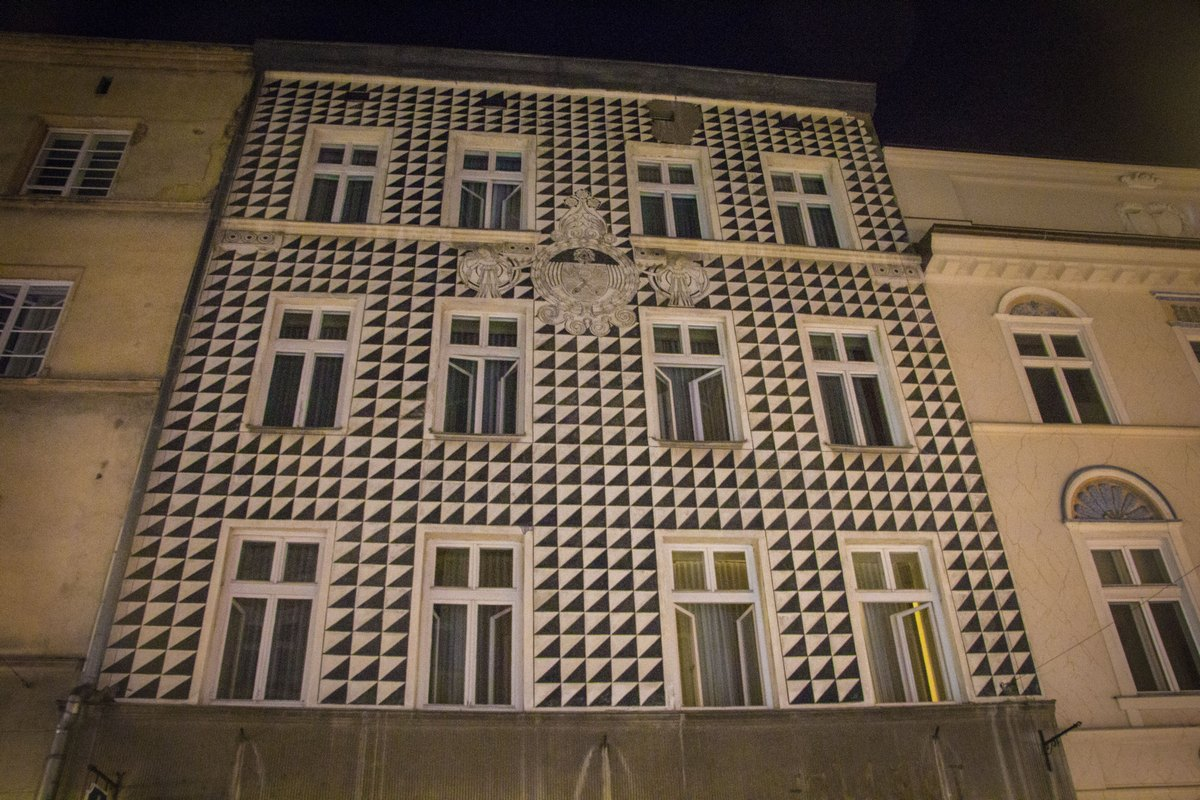 Фасад дома.