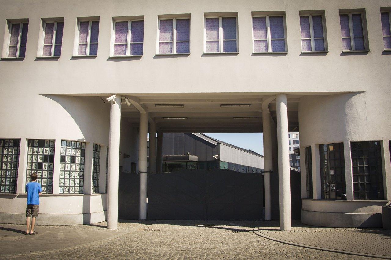 Фабрика Шиндлера в Кракове.