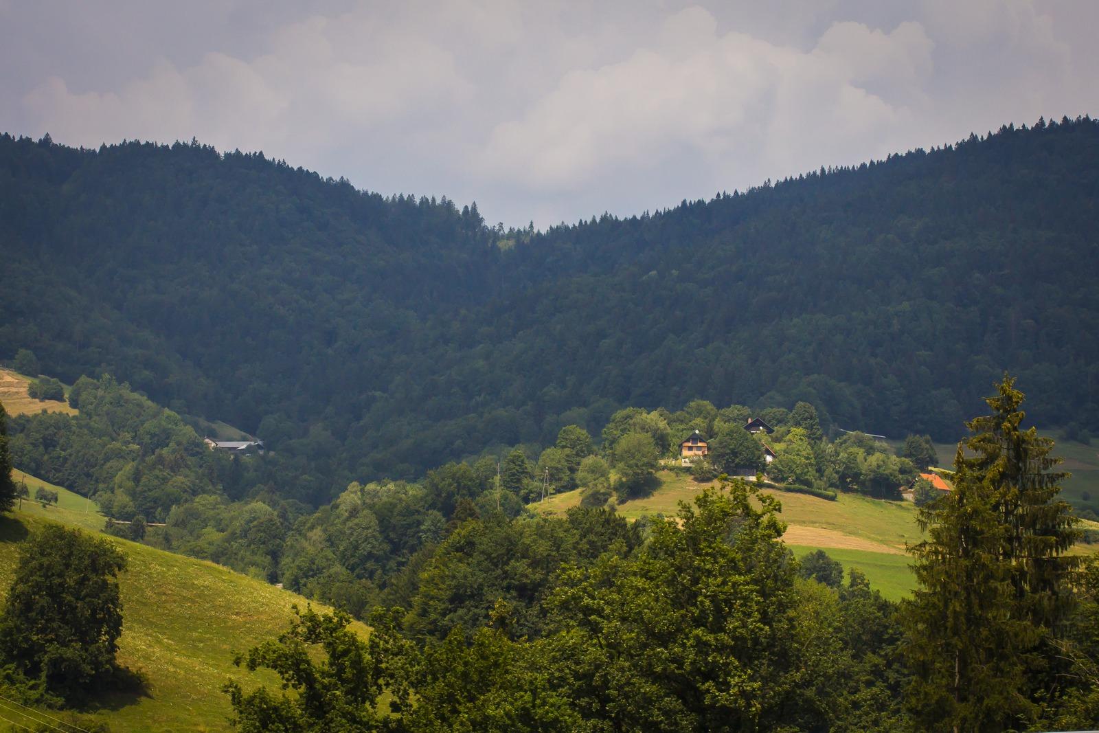 Словения. Дух захватывает от красоты.