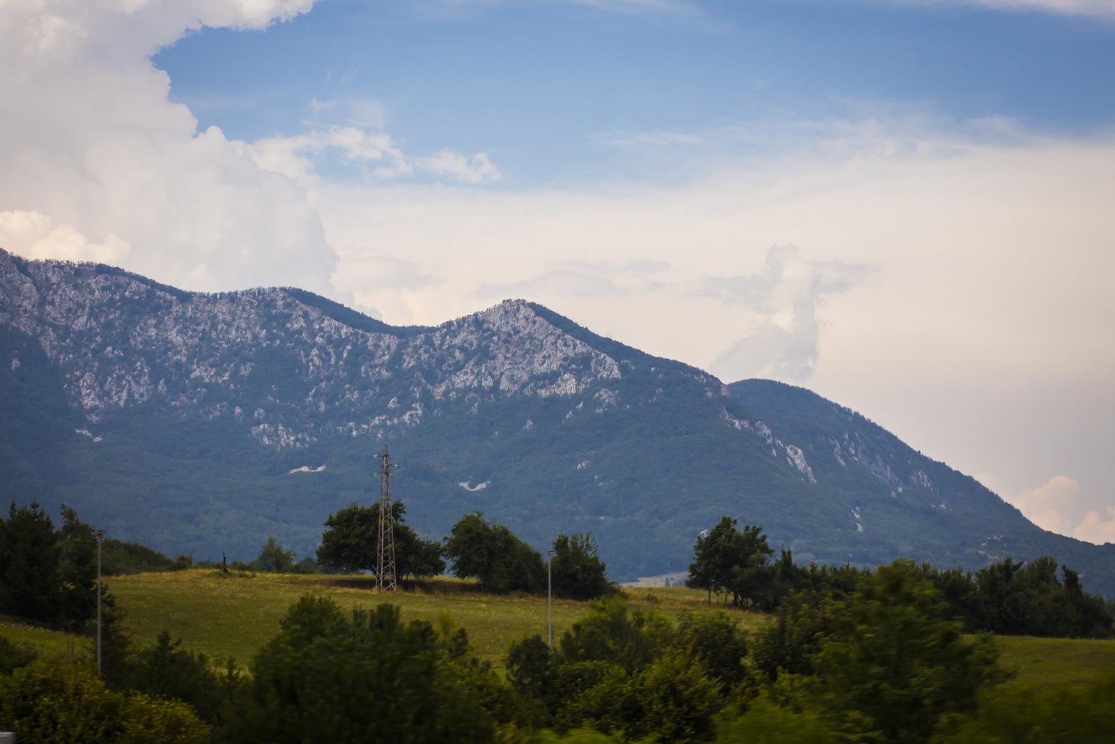 Словения. Альпы.