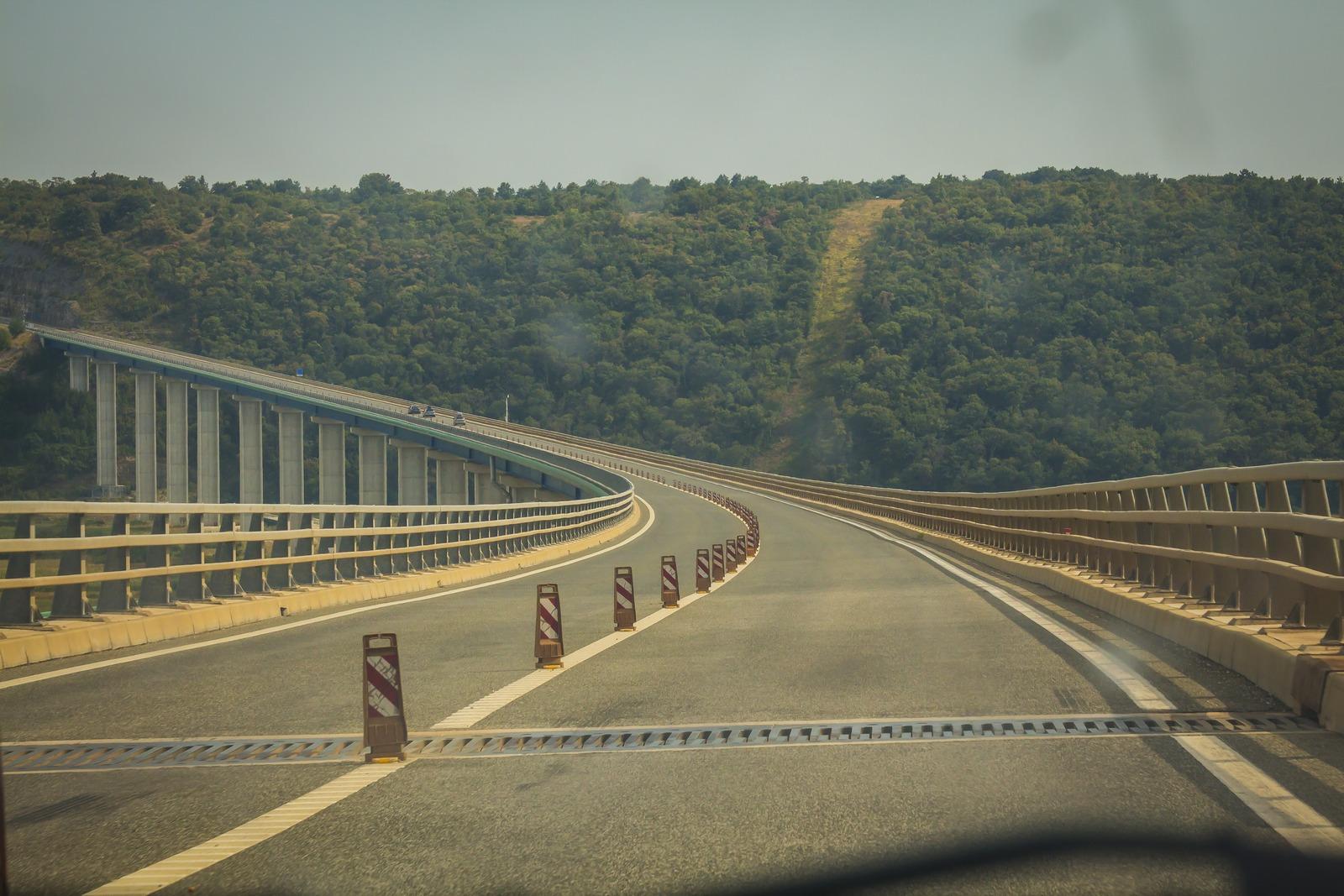 Хорватия. Платные дороги.