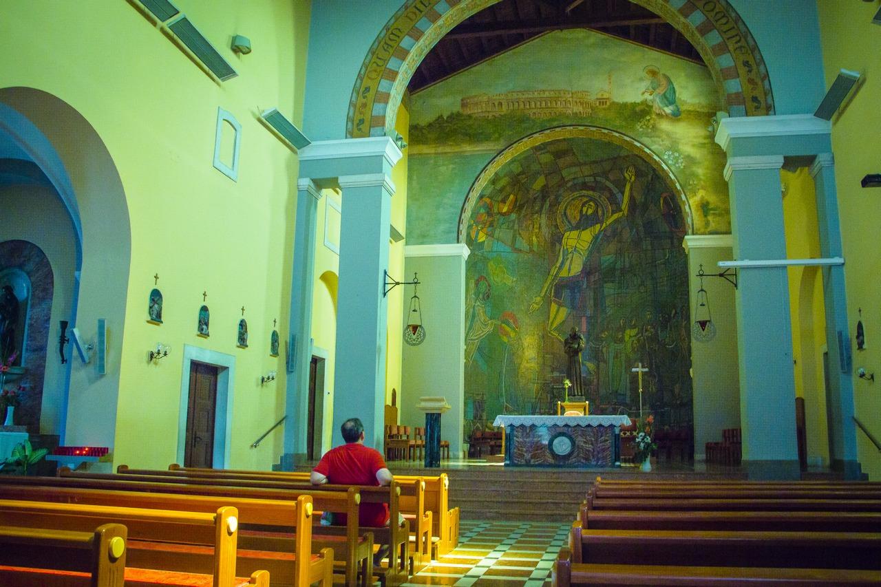 Монастырь и церковь Св. Антония Падуанского
