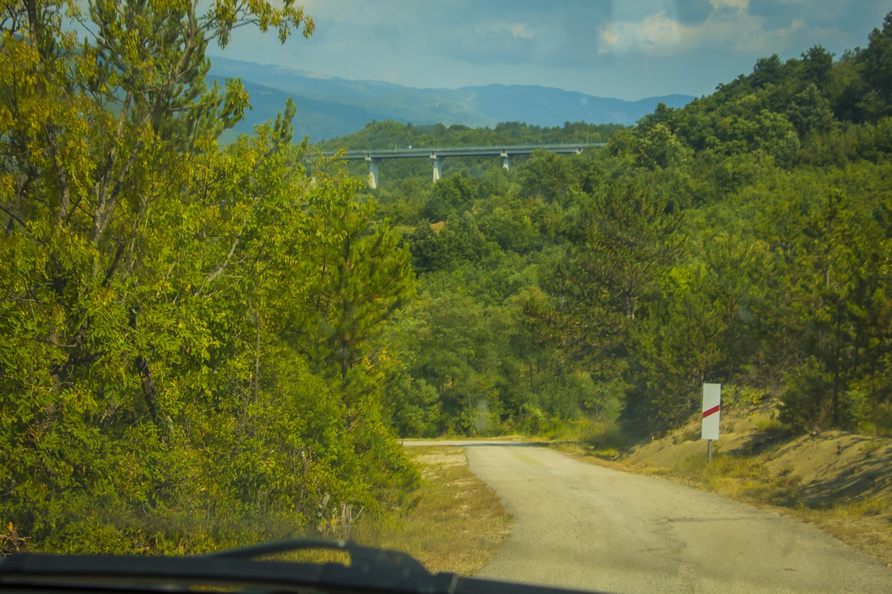 Дороги Хорватии