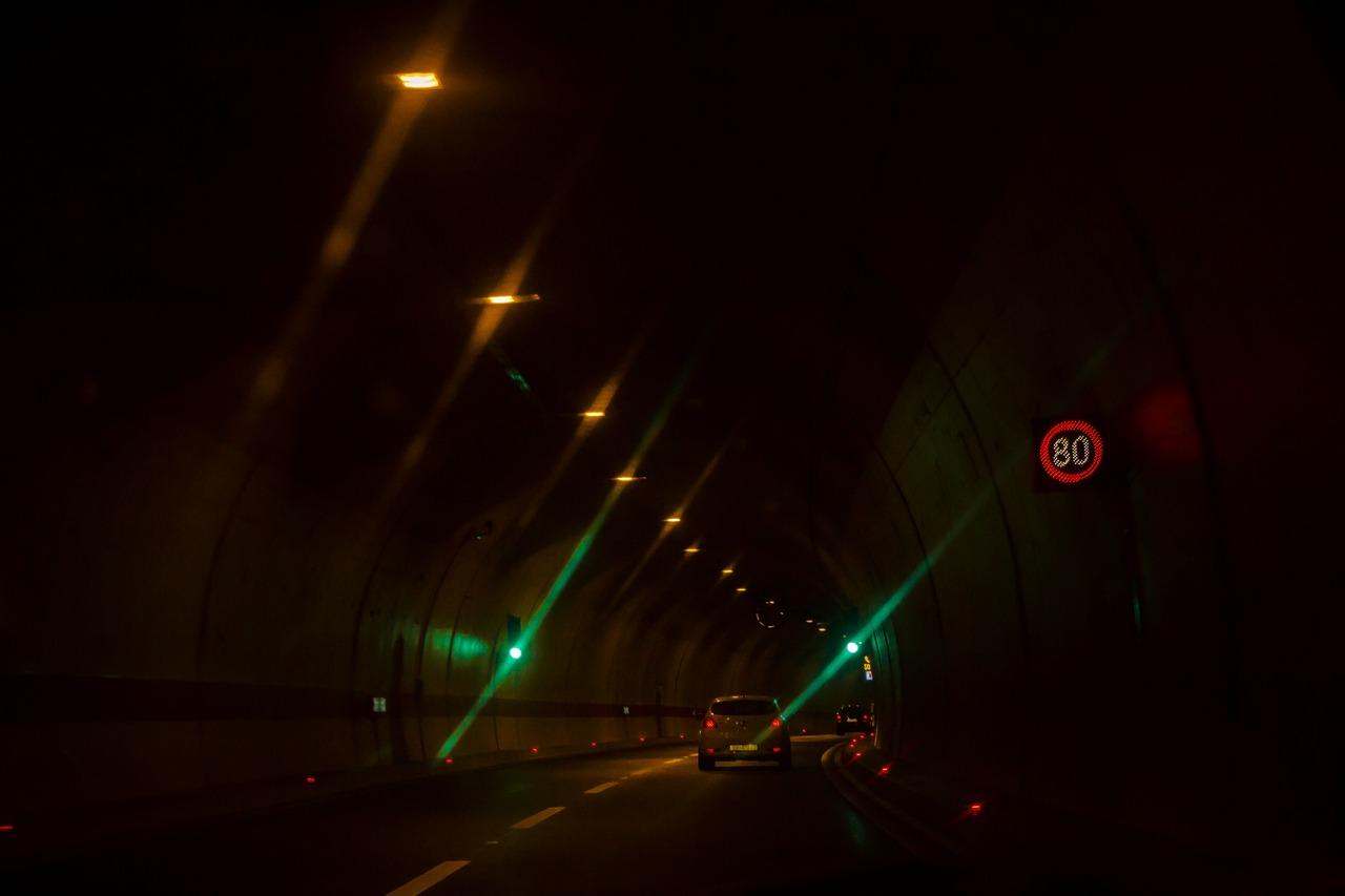 Туннель Учка. Хорватия