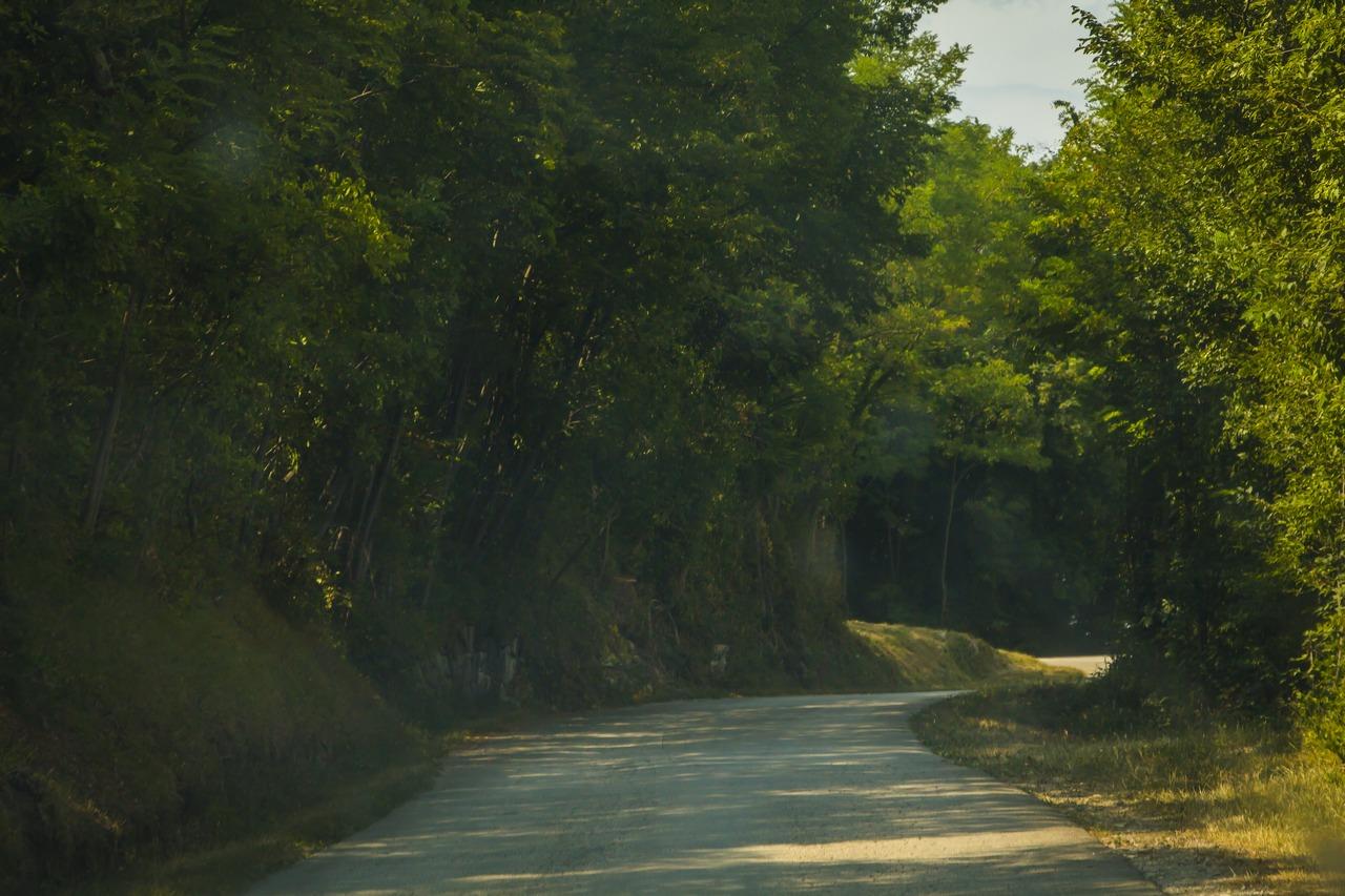 Дороги Истрии. Хорватия