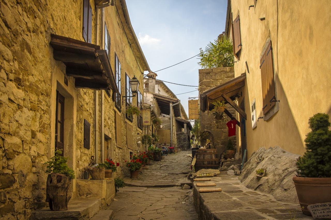 Хум, Хорватия