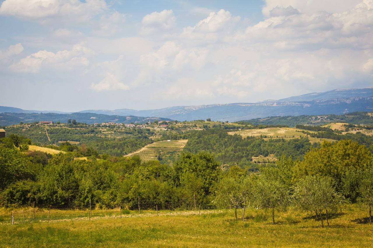 Долины вокруг Драгуча