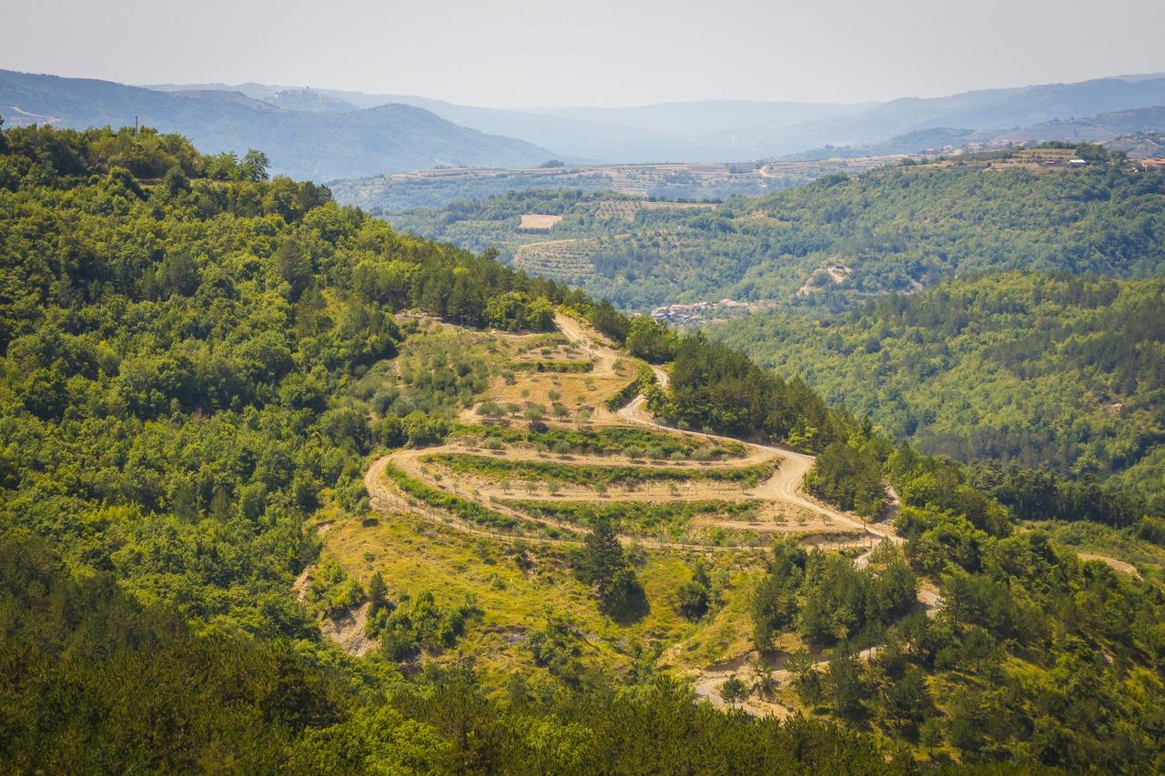 Долины вогруг Драгуча