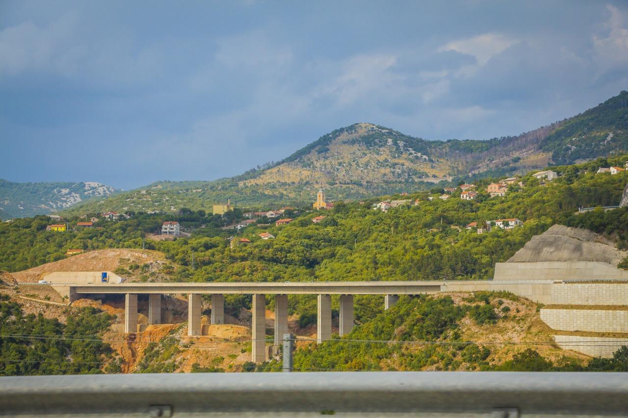 мост на остров Крк