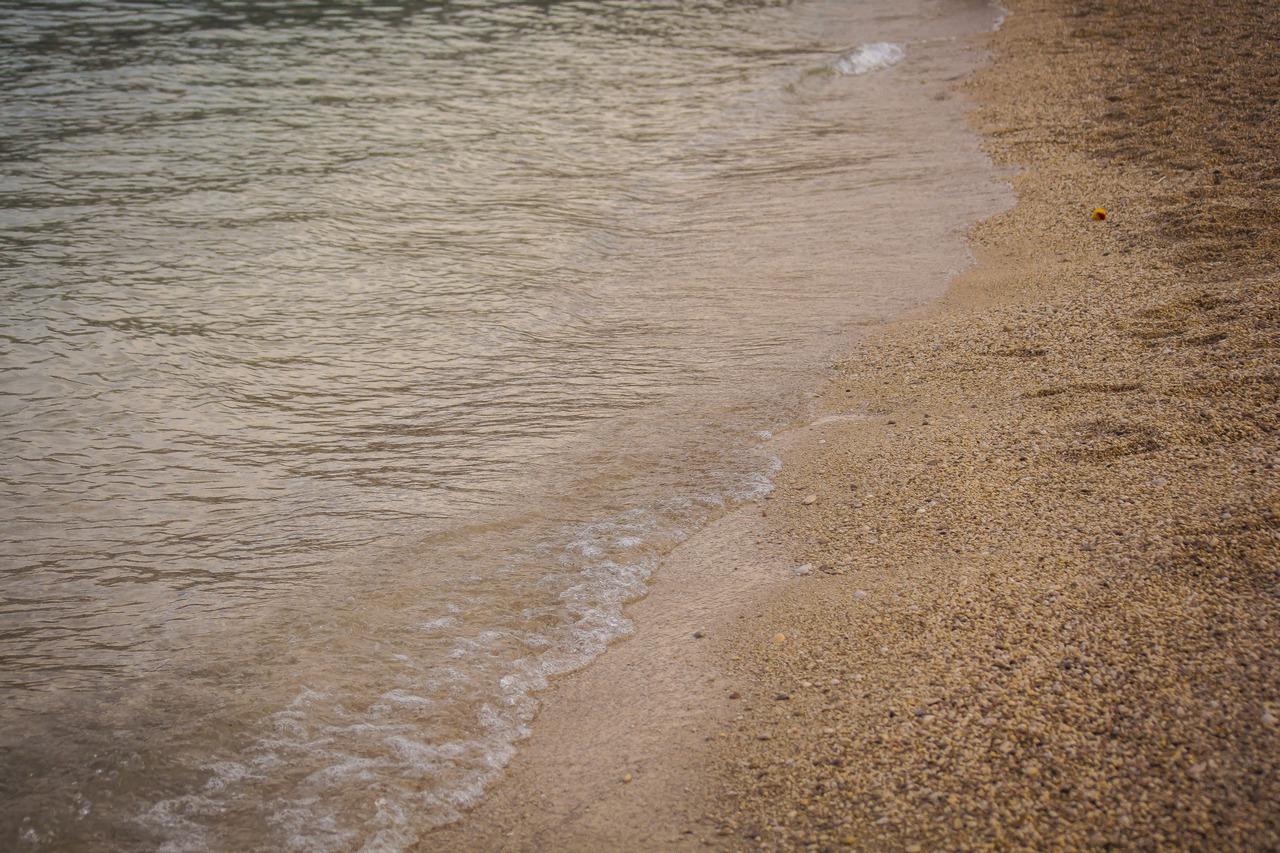 Башка, пляж