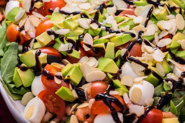 Эксклюзивные салаты рецепты с фото