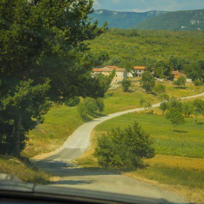 Хорватия, дороги