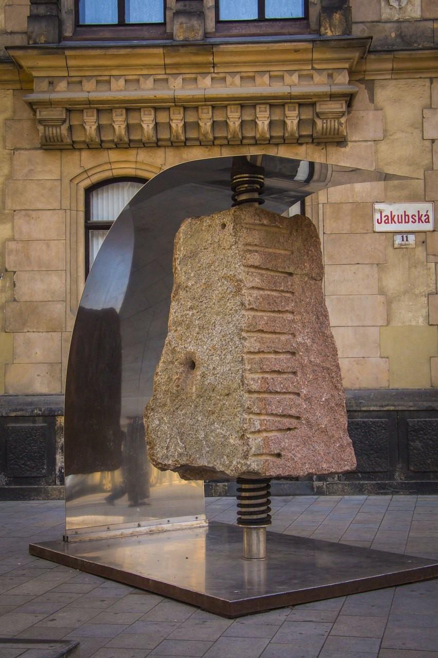 Современные скульптуры