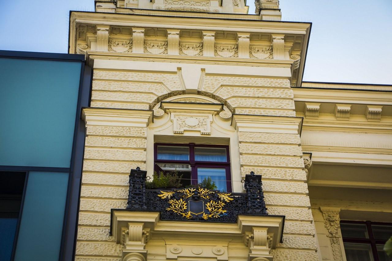 Дома у площади Свободы
