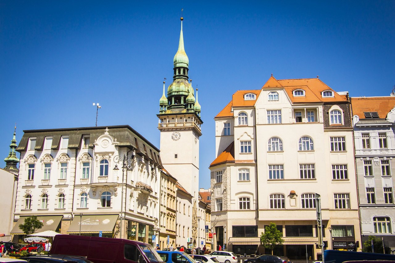 Старая Ратуша, самое старое здание города, 1240 год.