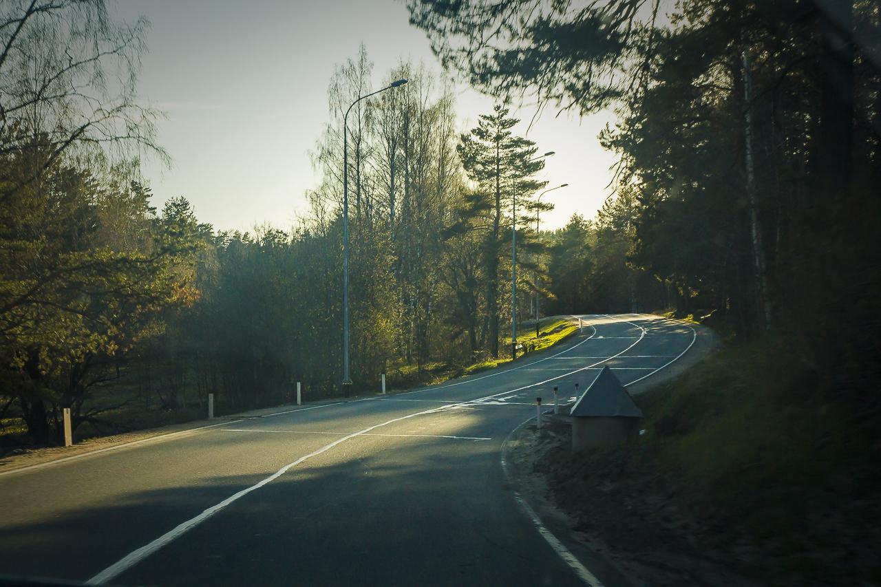 Федеральная трасса А129 (Приозерское шоссе)