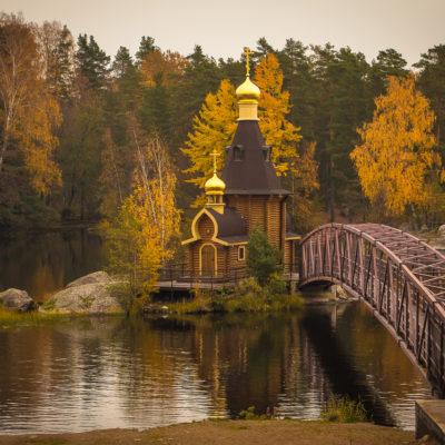 Церковь Андрея Первозванного на Вуоксе