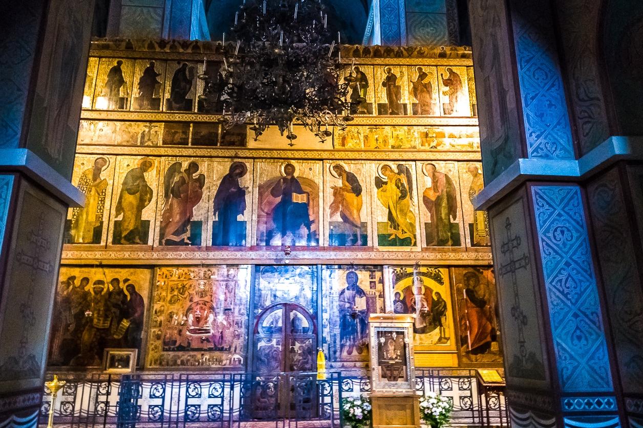Софийский собор в Новгородском Кремле