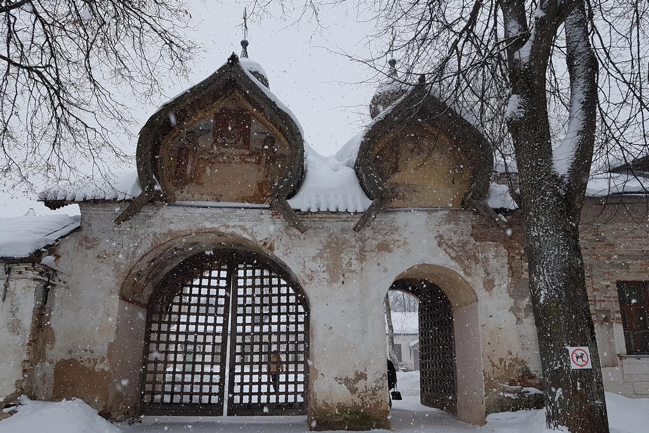 Знаменский собор в Новгороде