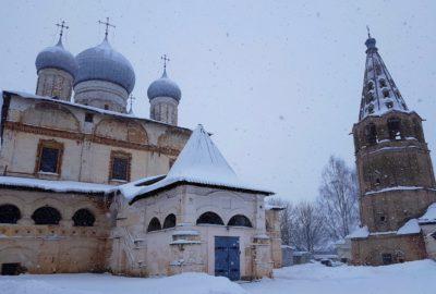 Знаменский собор, Новгород