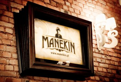 Ресторан manekin Варшава