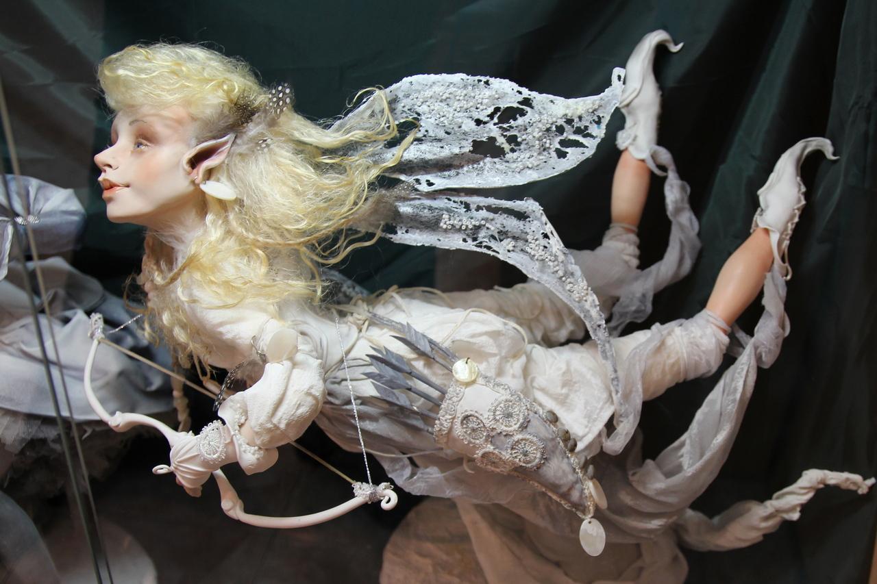 Прейли музей кукол