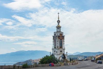 Храм-маяк Николая Чудотворца в Малореченском