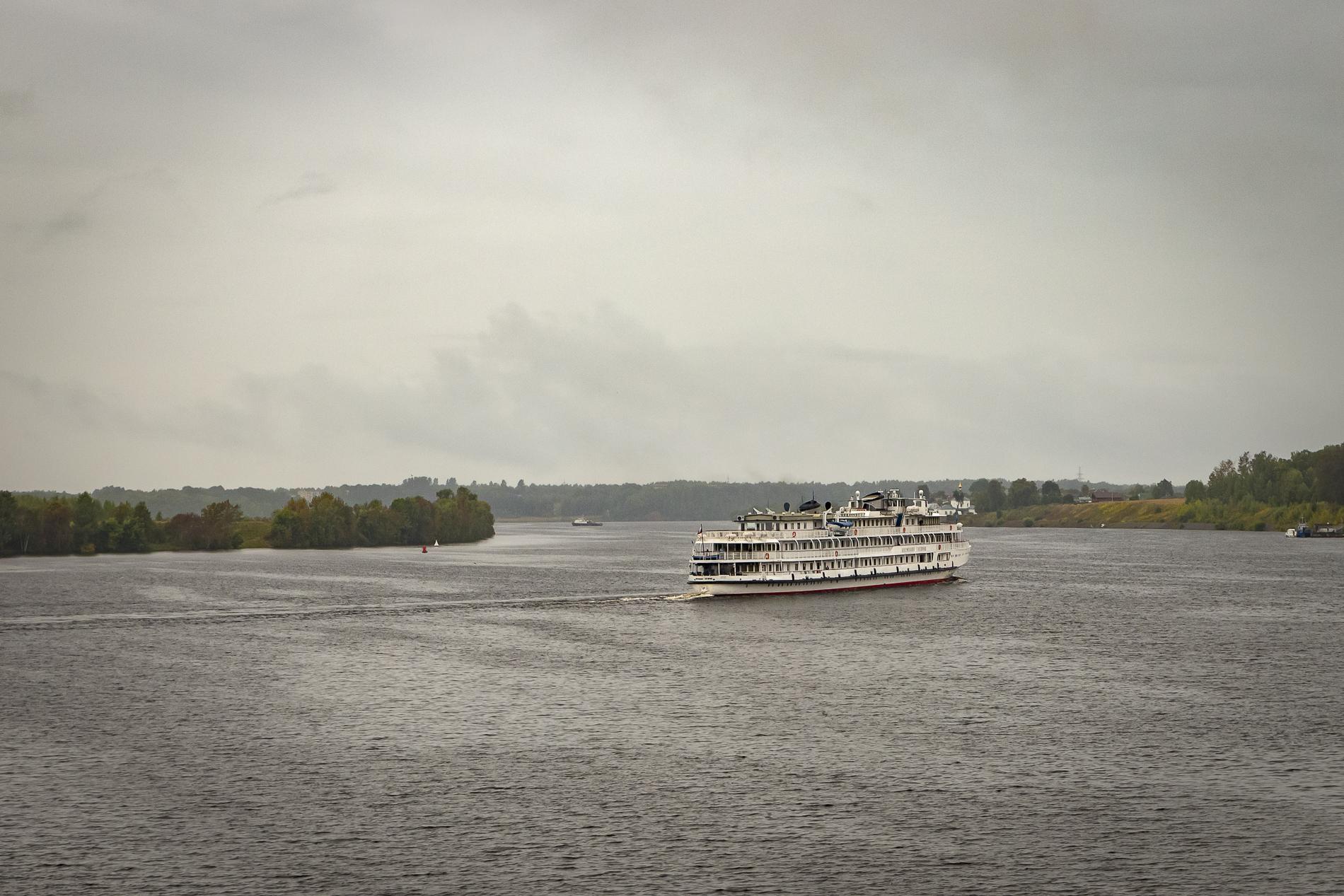 Волга Углич